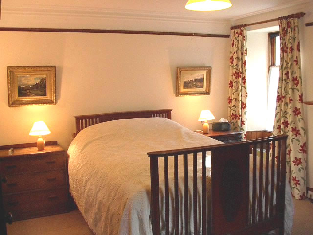 Downstairs Double Room at Craignay