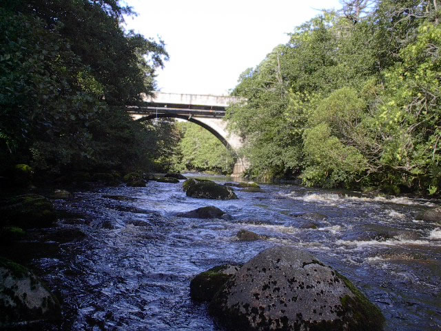 Bridge over River Dulnain